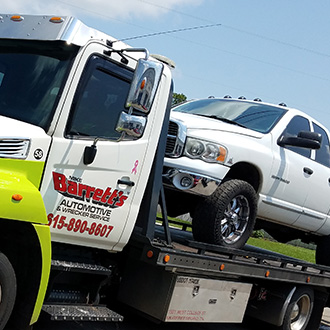At Barretts we offer road side services in Murfreesboro TN and  Middle Tennessee